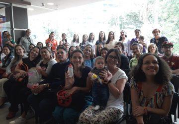 Encuentro para mamás y familias de Julio: Desarrollo infantil